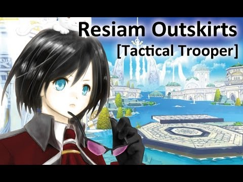 [Elsword] Tactical Trooper 6-1 Resiam Outskirts