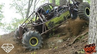 GILBERT HOLLINGSWORTH IN THE OUTLAW TAKES 2ND PLACE AT THE RUSH OFFROAD PRO ROCK RACE