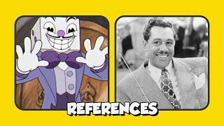 Cuphead [Character References]