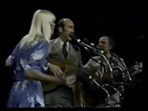 Peter, Paul & Mary - Well Well Well