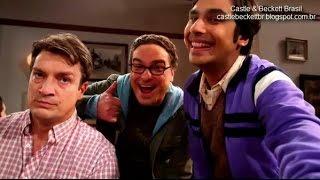 Nathan Fillion em The Big Bang Theory S08E15 - Legendado
