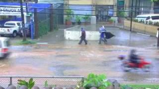 Tamarindo, Costa Rica Rainy Day