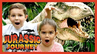 Search For DINOSAURS! A Jurassic Journey