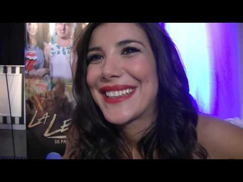 """Andrea Rincón: """"Estoy laburando para tratar de ser mejor persona"""""""