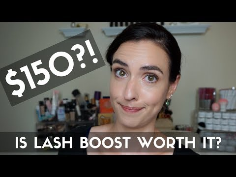 Is Lash Boost Worth It?   Full Review After 12 Weeks Of Use