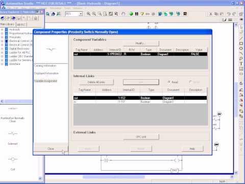 Automation Studio PLC