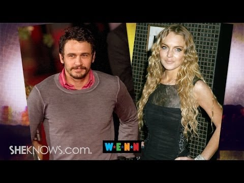 James Franco: Lindsay Lohan Was Too Young to Have Sex With! - The Buzz