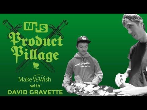 Product Pillage: Make-A-Wish with David Gravette