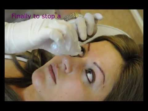 Permanent eyeliner - Makeup - Before and After -   Tutorial by Redeem Clinic.