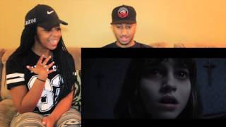 """Couple Reacts : New """"The Conjuring 2"""" Movie Trailer Reaction!"""