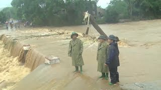 Tin Thời Sự Hôm Nay (6h30 - 21/7): Mưa lớn gây ngập úng, gây thiệt hại nặng nề cho người dân