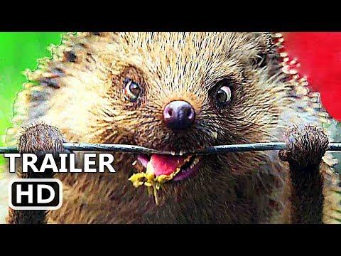 PЕTER RABBІT Trailer # 2 (2018) Margot Robbie, Daisy Ridley New Animation Movie HD