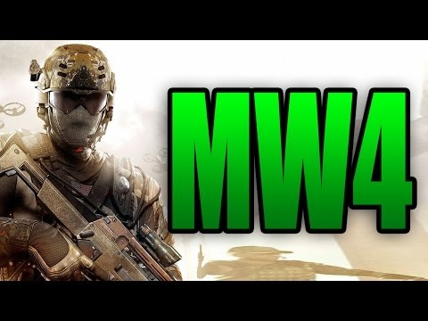 Call of Duty: Modern Warfare 4 - Dynamic Weather & Improvements (COD 2014 Info - Ghosts Gameplay)