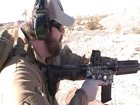 MKA 1919 Shotgun At SHOT Show 2012