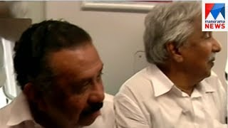 Oommen Chandy takes a quick trip on metro    Manorama News