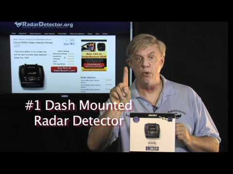 Escort 9500ix Radar Detector Review - Radar Roy reviews the Escort 9500ix radar detector