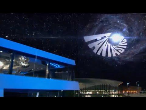 Fantástico - Vinheta Parque Olímpico (Olimpíadas Rio 2016)
