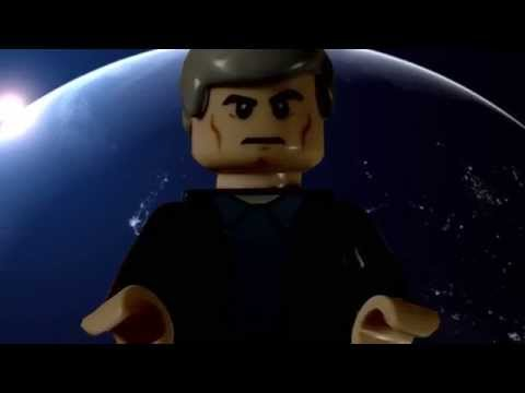 Listen! Doctor Who Series 8 2014: LEGO VERSION Teaser trailer - BBC One