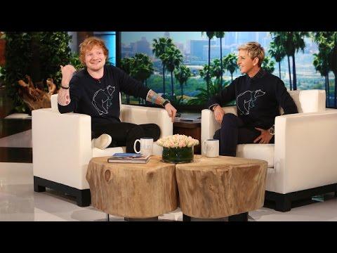 Ed Sheeran's New Tattoo