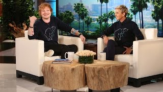 Download Lagu Ed Sheeran's New Tattoo Gratis STAFABAND