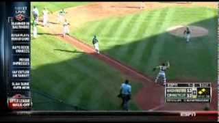 Sportscenter Highlights of New England vs Northwest in the 2013 LLWS Semifinal