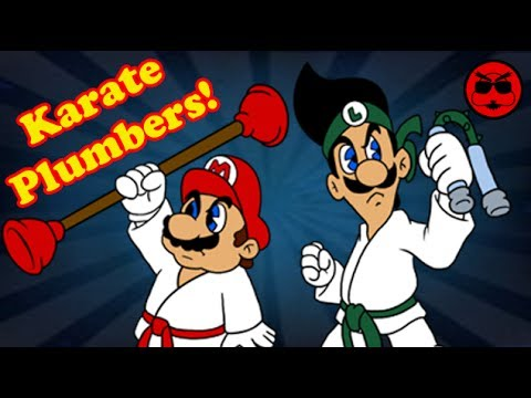 Super Paper Mario's Duel of 100 - Culture Shock