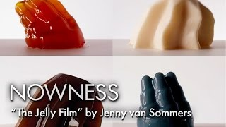 """""""The Jelly Film"""" by Jenny van Sommers"""