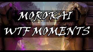 WTF MOMENTS OF MOROKAI EVENT  ( Strong Hero You can Play ) Dota 2 || BigBoss