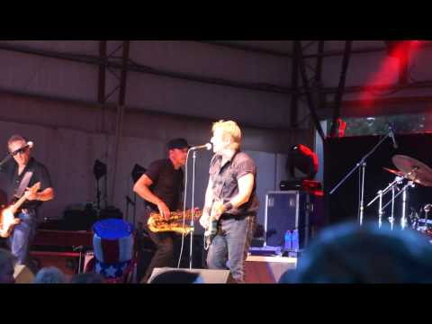 John Cafferty & The Beaver Brown Band - Open Road
