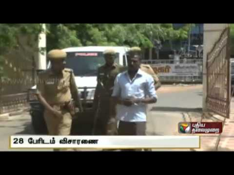 Enquiry Commences In The Case Related To The Rape And Murder Of Punitha In Thoothukudi video