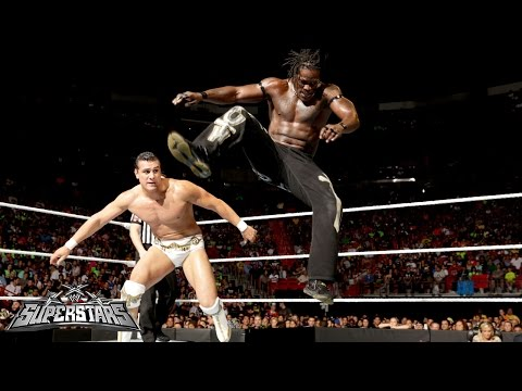 R-truth Vs. Alberto Del Rio: Wwe Superstars, July 24, 2014 video