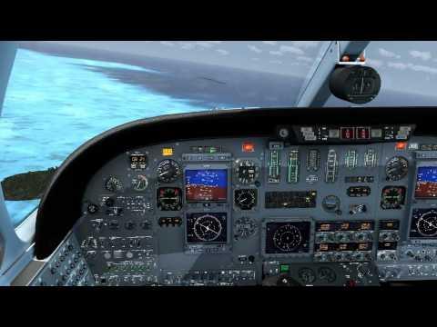 Carenado Cessna Citation Cessna Citation ii S550