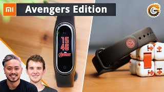 Xiaomi Mi Band 4 Avengers Edition: CG Assemble! - Unboxing