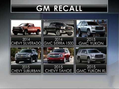 General Motors adds 662,000 cars to recalls