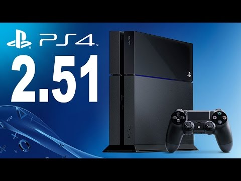 NEW PS4 2.51 System Software Update Details & Patch Notes. It is Now Live