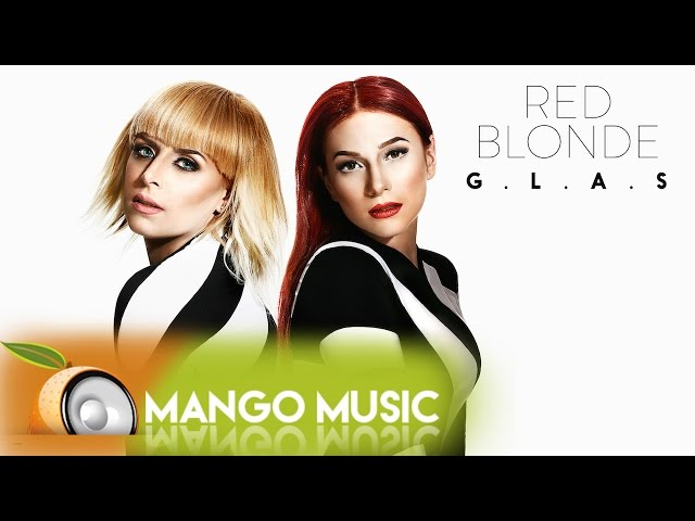 Red Blonde - G.L.A.S. ( Official Single )