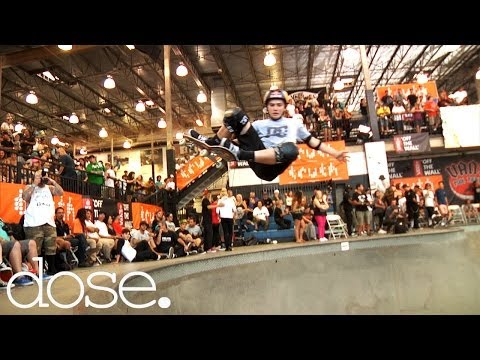Vans 2014 Pool Party Highlights - Young Skaters Dominate!