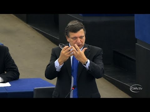 Barroso warns MEPs EU is running out of cash