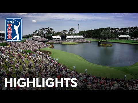 The best shots from No. 17 at TPC Sawgrass in Round 1 of THE PLAYERS 2020
