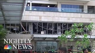 More Than 200 dead, Hundreds Injured After Easter Sunday Blasts Rock Sri Lanka | NBC Nightly News