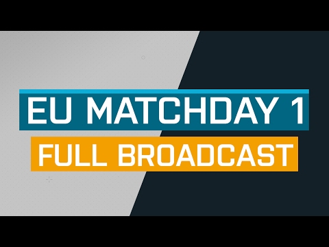 Full Broadcast - EU Matchday 1 A - ESL Pro League Season 5 - Astralis NaVi | Mouz Astralis