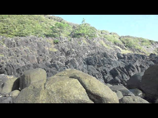 Yakushima - Kaichu-Onsen 4