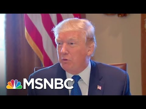 President Donald Trump Reportedly Blaming Steve Bannon For Roy Moore's Loss | The 11th Hour | MSNBC