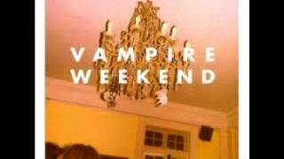 Watch Vampire Weekend Horchata video
