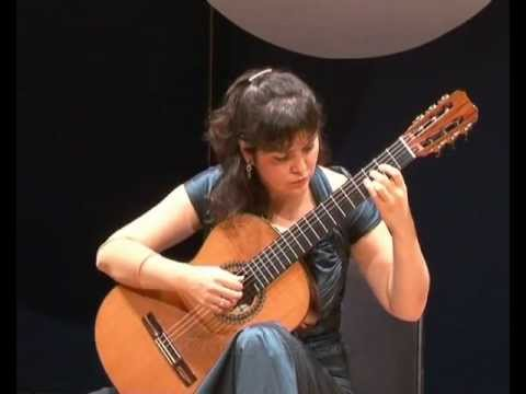 Irina Kulikova plays Gallardo del Rey - California Suite, Sarabande