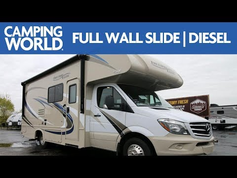 2018 Thor Freedom Elite 24FE | Class C Motorhome - RV Review: Camping World