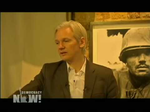 WikiLeaks Founder Says Afghan War Logs Show