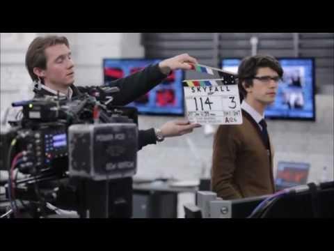 Skyfall [behind The Scenes Iv] video