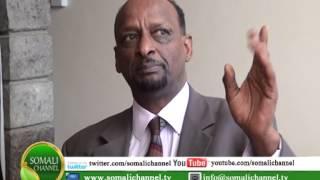 ARRIMAHA BULSHADA Shukri IYO Siciid Cali Muuse  04 12 2012 SOMALI CHANNEL