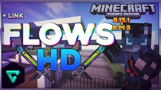 LA MEJOR TEXTURA FLOWS HD PARA MINECRAFT PE 0.15.1 & 0.14.3 (POCKET EDITION) - 30Likes!!!